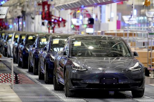 Wall Street analysts tore down 7 competing electric-vehicle batteries -and say Tesla is once again leading the pack