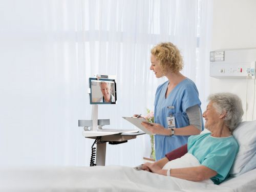 Amwell's CEO isn't scared by big tech and sees potential partnerships with Google, Apple, Fitbit to push telehealth beyond video visits