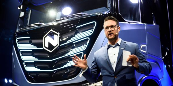 Nikola is 'a broken stock' and could lose another 75%, one strategist says