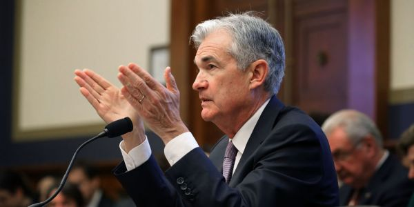 'There's every reason to think' the economy can recover quickly if the government continues issuing aid, Fed chair Jerome Powell says