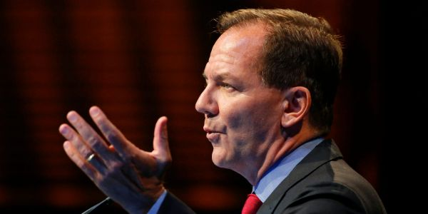 Billionaire Paul Tudor Jones says to go 'all in' on the inflation trade if the Fed stays nonchalant about rising prices
