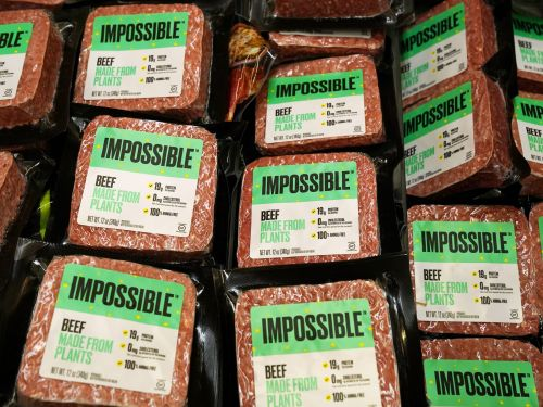 The CEO of Impossible Foods lay outs why the company is doubling the size of its R&D team as it tries to break into milk, the largest plant-based category