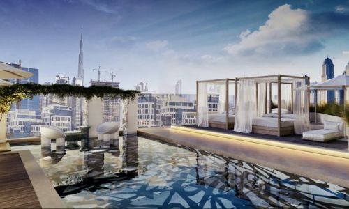 Hyde Hotels to Open Its First International Property in Dubai