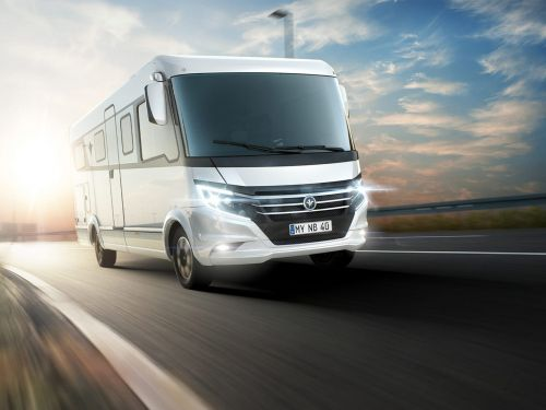 This new $90,390 luxury motorhome can accommodate up to 5 people using shifting and hidden amenities -see inside the iSmove