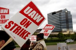 GM, White House deny report that Trump administration involved in strike talks