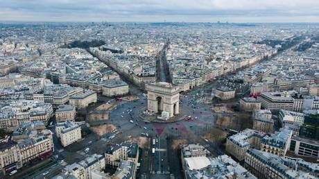 Covid-19 pandemic pushed French economy into worst recession since World War II - report