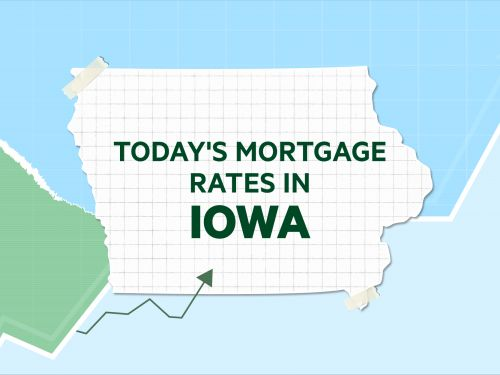 Today's mortgage and refinance rates in Iowa