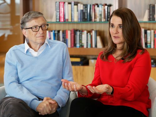 Bill Gates says where you were born is the biggest predictor of your success - and it's a glaring sign of global inequality