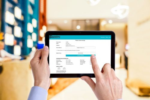 Maestro PMS Adds Frontline User Focused Native Tablet Version to Complement Its Web and Windows Solutions