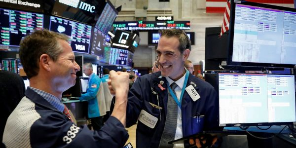 Wall Street optimism is close to flashing its first sell signal since 2007, Bank of America says