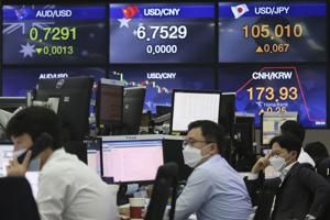 Global stocks retreat on lack of new Fed action