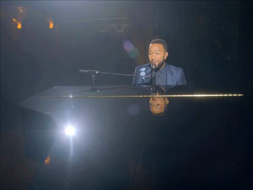 John Legend says that Americans 'will have to start thinking about going somewhere else' if Trump is reelected