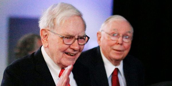 Charlie Munger's Daily Journal may have bought Alibaba stock because 'the Chinese Warren Buffett' recommended it