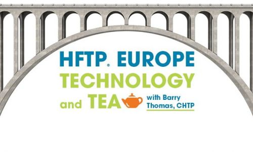 Discussion of Hospitality Technology Across the Atlantic - By Carl Weldon, HFTP COO Europe