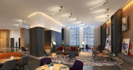 Canopy by Hilton Jersey City Arts District Hotel Opens