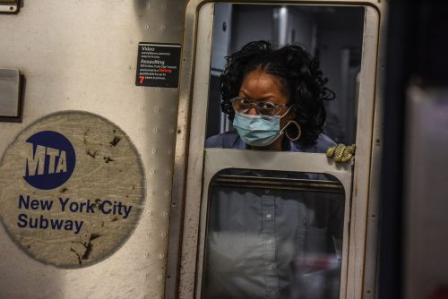 24% of New York City's bus and subway workers have contracted COVID-19, and 76% said they personally knew a coworker who died, a new NYU survey finds