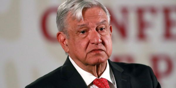 Mexico's president asked citizens to avoid holiday festivities this season to limit the spread of the coronavirus