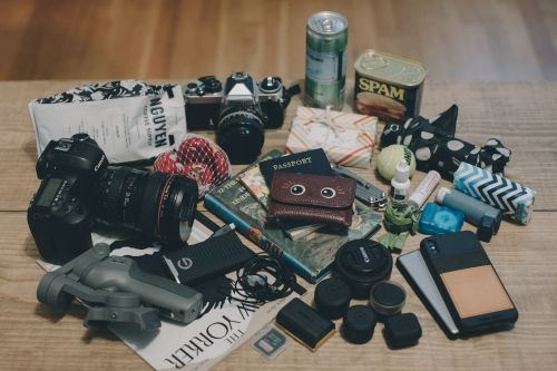 Bag Week 2019: A whole bunch of fannies