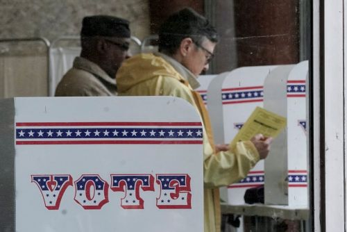 Unordinary polling sites are popping up across the US in a scramble to help voters safely cast their ballots in person