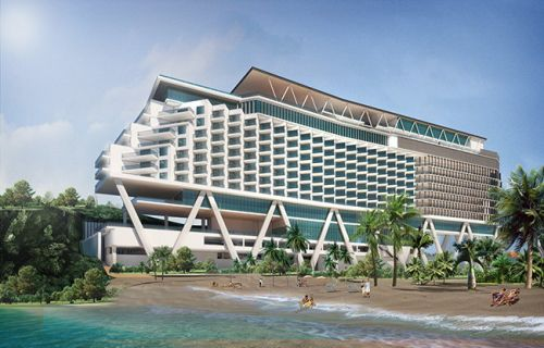 250 Room The Nautilus Resort, Curio Collection by Hilton to Open 2023 in Malaysia