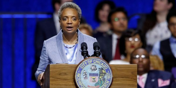 Chicago Mayor Lori Lightfoot says she has 'serious questions' about the national strategic stockpile needed to fight the coronavirus