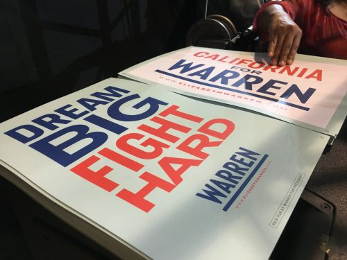 The 2020 Democratic field is slowly narrowing. Elizabeth Warren supporters tell us why they think she can go the distance