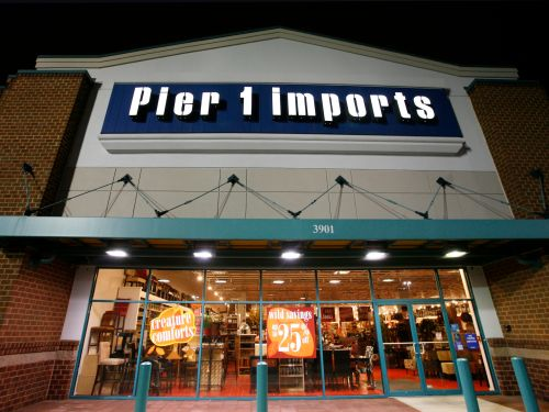 Pier 1's bankruptcy filing may hold a silver lining for the struggling home-goods retailer