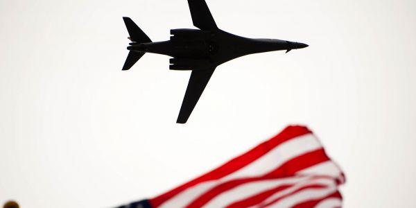 It's the US Air Force's 72nd birthday - here are 33 photos of it doing what it does best