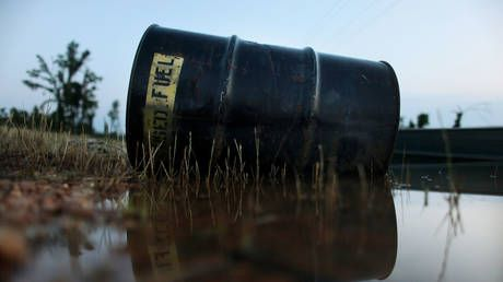 Could oil really fall to $0?