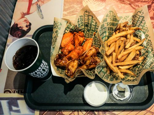 Wingstop thrives amid coronavirus outbreak as chains like Olive Garden and LongHorn Steakhouse see sales plummet by more than 60%