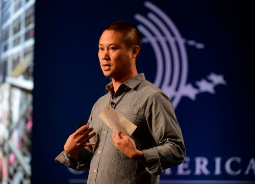 Tributes pour in on Twitter in the wake of ex-Zappos CEO Tony Hsieh's death