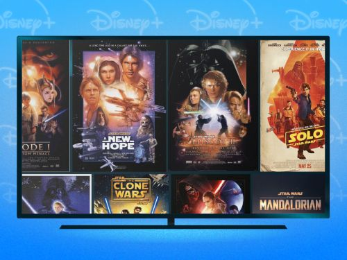 Every Star Wars movie and show you can stream on Disney Plus - from 'A New Hope' to 'The Mandalorian'