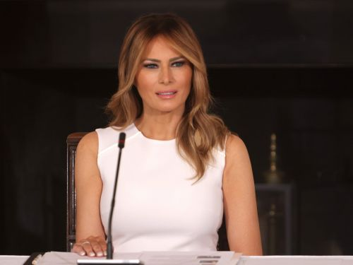 Melania Trump has a lingering cough after her COVID-19 diagnosis and will cancel a campaign appearance in Pennsylvania