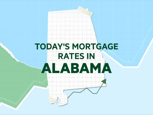 Today's mortgage and refinance rates in Alabama