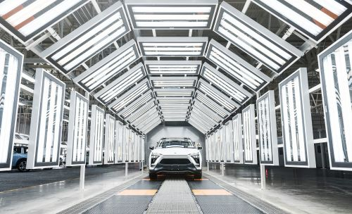Nio leaps 5% as Nomura initiates coverage of the Chinese EV giant at 'buy'