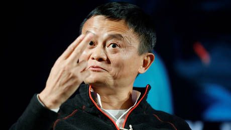 Jack Ma becomes over $2 billion richer in 1 day after record Alibaba fine