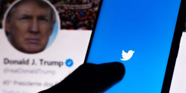Twitter says it will hand over the official presidential account to Joe Biden on Inauguration Day