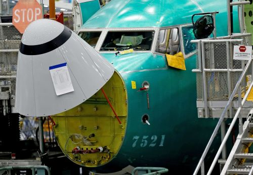 Boeing shareholders are suing the board, alleging 'careless' handling of the 737 Max development and the crisis that followed