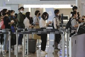 Asia Today: Virus cases jump again in South Korea, India