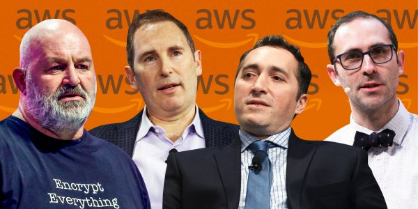 AWS ORG CHART: The 95 most powerful executives under Amazon's cloud boss Andy Jassy