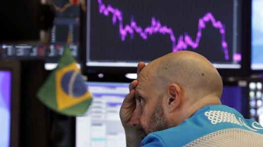 Dow Drops 1900 Points In 2 Days As Markets Sell Off On Fears Of Coronavirus Spread