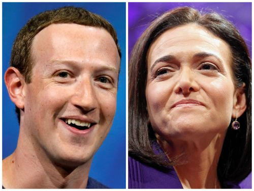 Mark Zuckerberg and Sheryl Sandberg have a new message for regulators: Limiting Facebook's data collection will destroy a 'lifeline' for small businesses during the pandemic