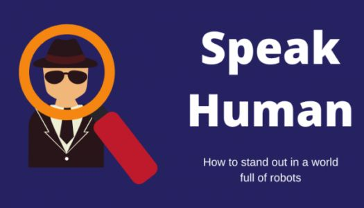 Speaking Human in a World Full of Robots