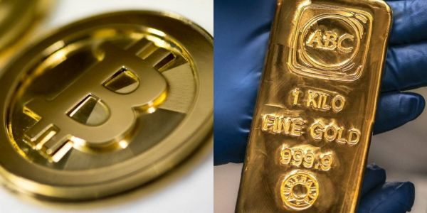 Why gold is a better investment than bitcoin despite the cryptocurrency's recent dominance, according to SocGen