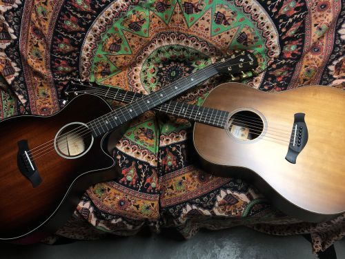 We live in a Golden Age of acoustic and electric guitars - here are the latest models I've tested, from Taylor, Gibson, and Epiphone