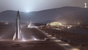 SpaceX officially can start building its Mars spaceship at Port of LA