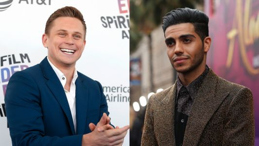 Billy Magnussen is set to reprise his role in an 'Aladdin' spinoff. Meanwhile, lead actor Mena Massoud revealed he hasn't had 'a single audition' since the movie was released