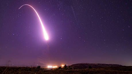 Boeing refuses to compete for Pentagon's multibillion-dollar ICBM program
