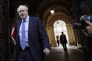 UK's Johnson imposes tough virus restrictions on Manchester