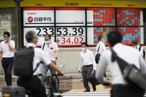Global shares mixed amid worries on coronavirus, economy